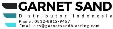 Distributor Jual Garnet Sandblasting